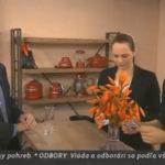 Probiolact - biofilmové probiotiká novej generácie. Reportáž v Teleráne (TV Markíza) s RNDr. Petrom Ryšavkom